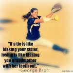 26 Softball Quotes