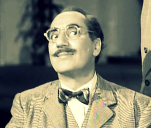 38 Hilarious Groucho Marx Quotes