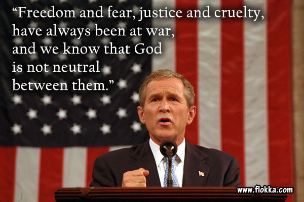 Bush Quotes | 40 George W Bush Jr Quotes Flokka