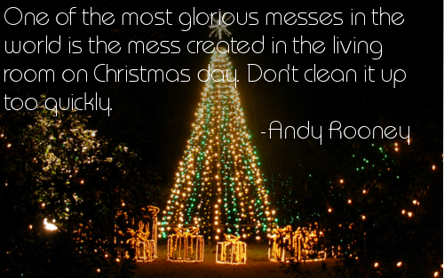 funny christmas quotes andy rooney