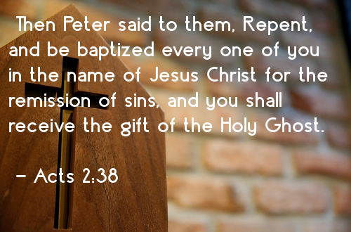Baptism Quotes 2