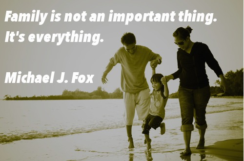 24 Short Quotes for Family - Flokka