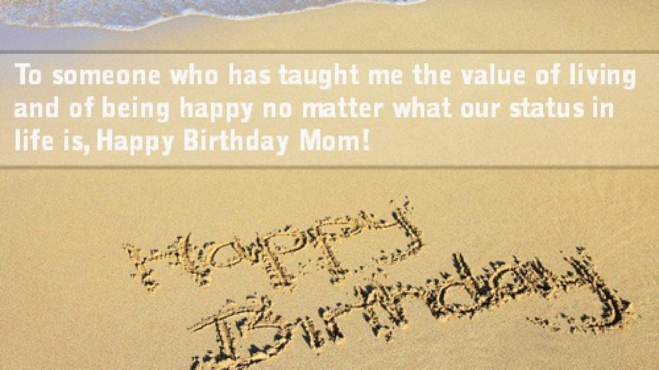 Wondrous 38 Happy Birthday Wishes And Quotes For Mom Flokka Funny Birthday Cards Online Fluifree Goldxyz